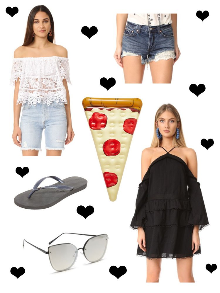 Summer Picks For The Shopbop SURPRISE Sale!