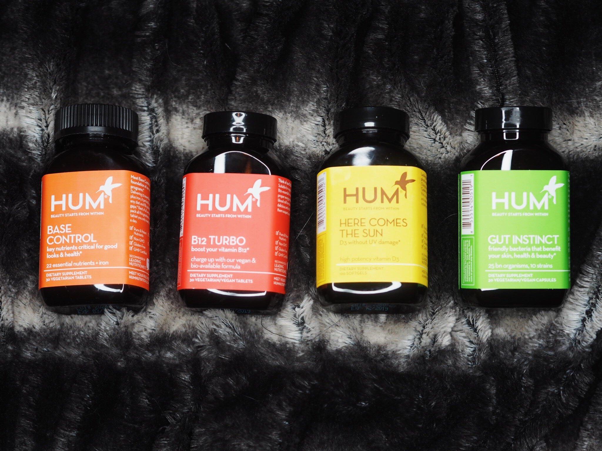 The BEST Hum Nutrition vitamins!