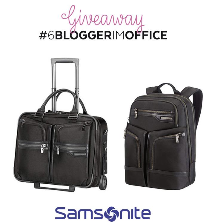 6 Blogger im Office mit Samsonite   Interior