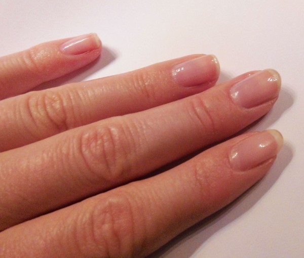 Zilveren-glitter-ombre-nagels