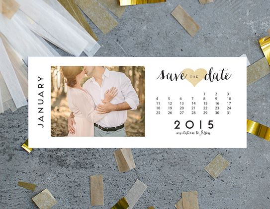 tips als je gaat trouwen save the date uitnodiging DIY