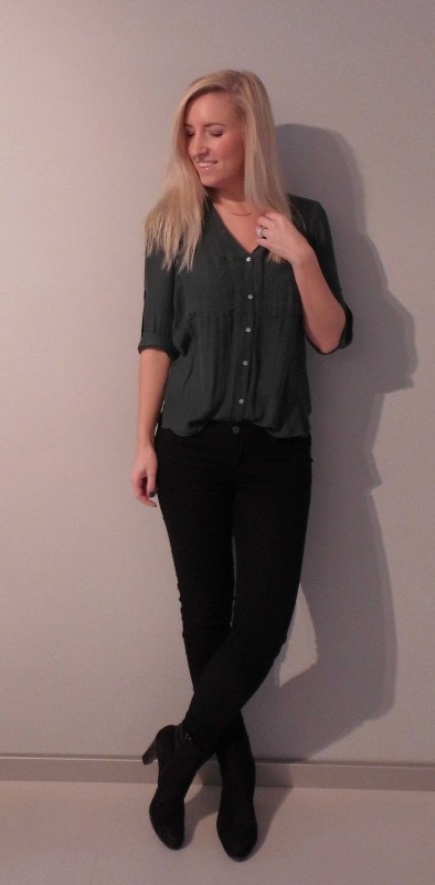 ootd-outfit-work-blouse-bloesje-mosgroen-black-zwarte-jeans-broek-casual-chic-blondie-beauty-fashion-6