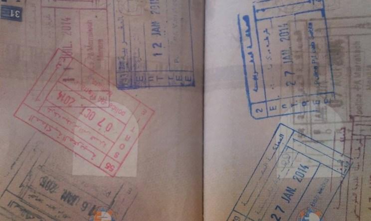 visa morocco passport