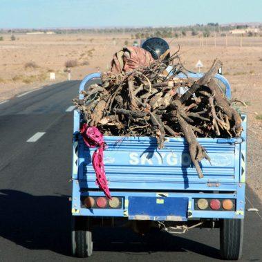 morocco road vehicle