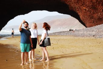 legzira morocco beach