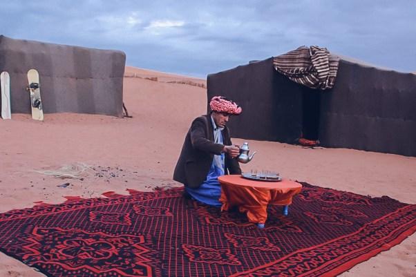 berber morocco tent desert camp