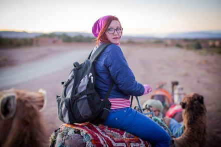 camels, desert, morocco, people, sand, ride, girl