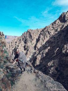 Ourika valley morocco mountains