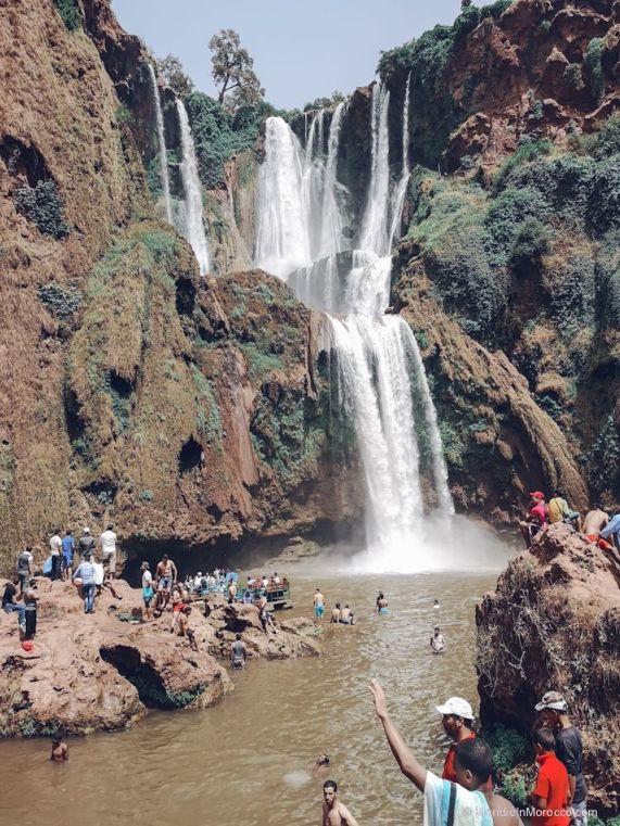 ouzoud waterfall morocco13