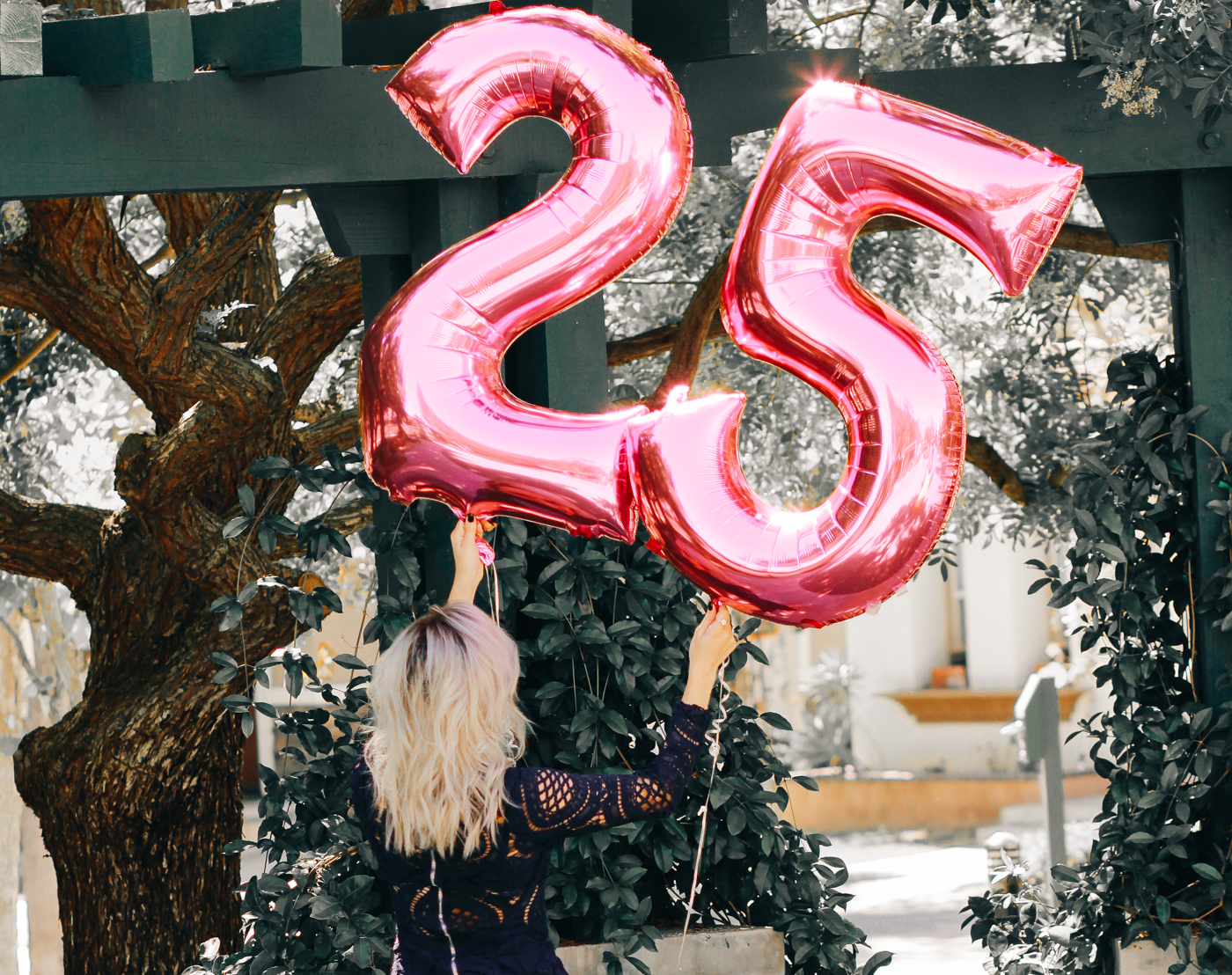 25th Birthday Blondie In The City