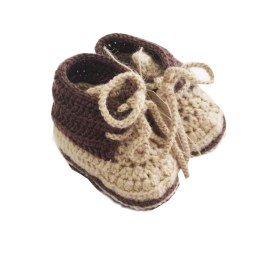 ZAPATOS DE BEBE CROCHET – HAND MADE