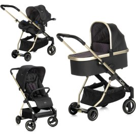 COCHE DE BEBE ACROBAT XL PLUS TRIO SET – ICOO