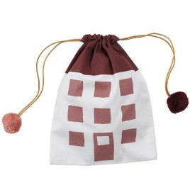 BOLSA PARA REGALITOS HOUSE CLAY – FABELAB