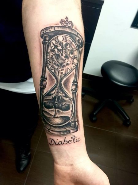 Stories Of Diabetes Tattoos Blood Sugar Lounge