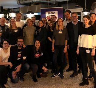 Ein tolles Team - BSL und Ideenpartner Medtronic