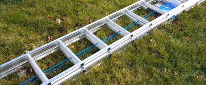Advantages of Aluminum Ladders