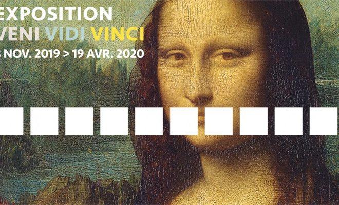 VENI VEDI VINCI  L'Art Urbain face au Génie
