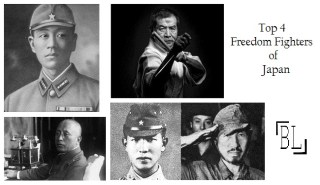 Top 4 Freedom Fighters of Japan