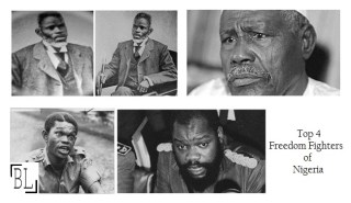 Top 4 Freedom Fighters of Nigeria