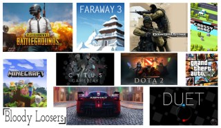 10 Most Addictive Games of the World