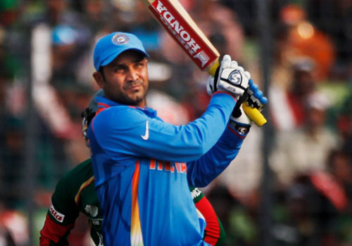 Virender Sehwag - Richest Cricketer of The World