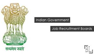 Indian Government Job Recruitment Boards