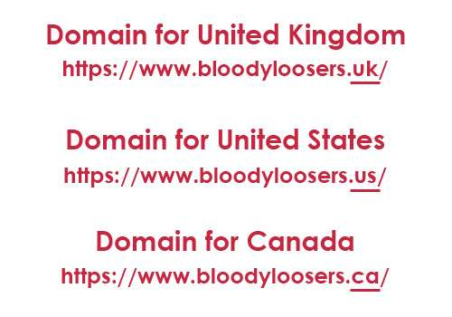 Country Code Top Level Domains - Domain Name Levels