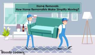 Home Removals - How Home Removalists Make Simplify Moving