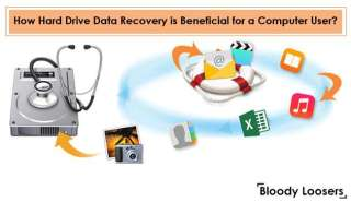 How Hard Drive Data Recovery is Beneficial for a Computer User