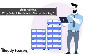 Web Hosting - Why Select Dedicated Server Hosting