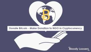 Donate Bitcoin - Make Donation to NGO in Cryptocurrency