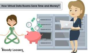 How Virtual Data Rooms Save Time and Money