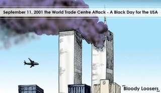 September 11, 2001 the World Trade Centre Attack - A Black Day for the USA