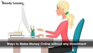 Ways to Make Money Online without any Investment