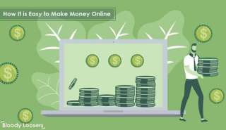 How It is Easy to Make Money Online