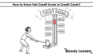 How to Know Fair Credit Score in Credit Cards