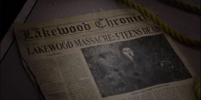 "Scream The Series Episode 6 ""Betrayed"""