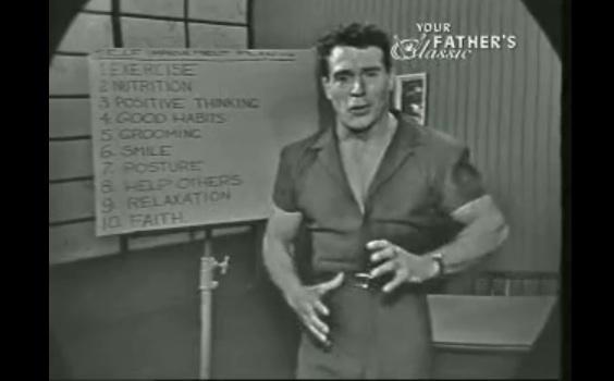 Jack Lalanne: 1950's-1970's Fitness Guru