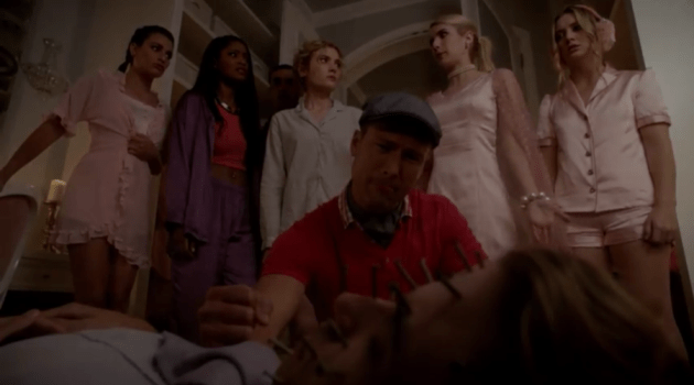 "Scream Queens Episode 6 ""Seven Minutes In Hell"""