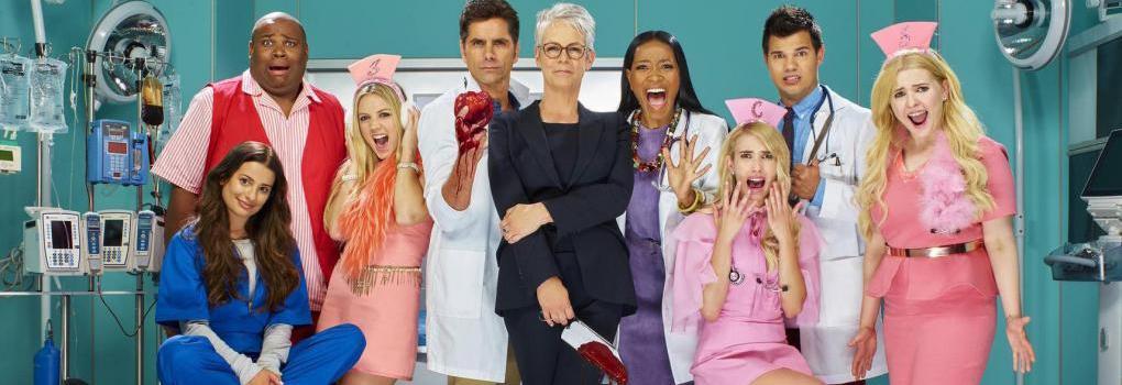 Idiot Hookers, Rejoice! Scream Queens Season 2 Episode 1!