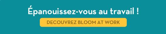 Awards du bien-être au travail 2019 : Découvrez Bloom at Work