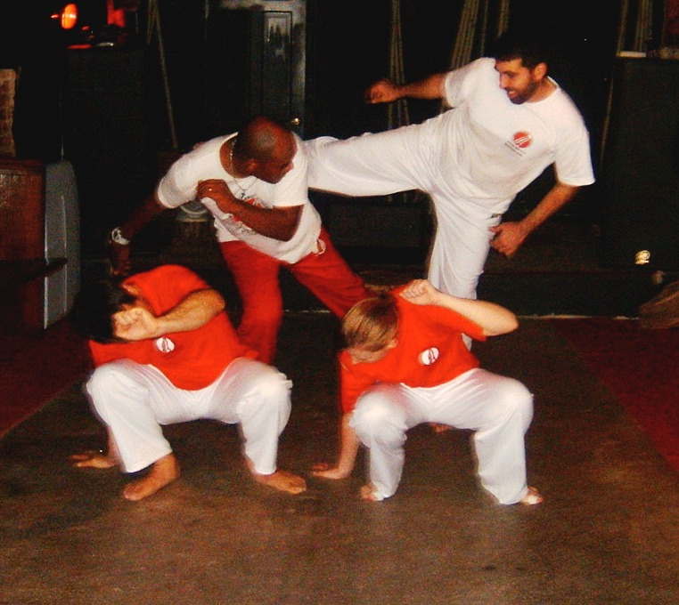 About Capoeira