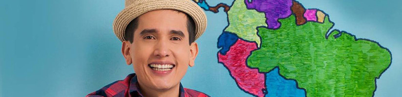 Kids Concert – Latin Grammy-Nominated 123 Andrés