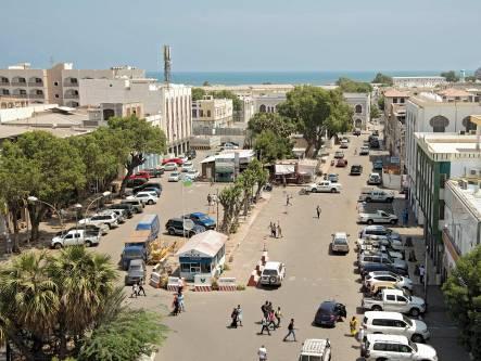Menelik Square