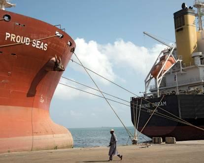 Djibouti port