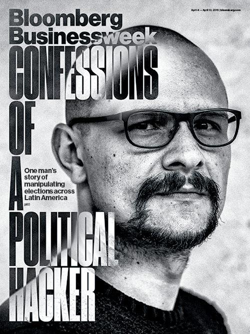 Bloomberg Businessweek Cover