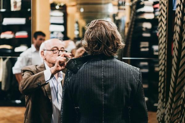 Rubinacci Is the Best Bespoke Suit Tailor: One Week in ...