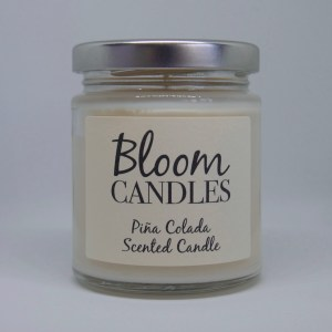 "alt=""Bloom Candles Pina Colada Candle"""