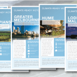 Climate-ready Victoria brochures