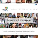 Inspiring Australia Victoria website